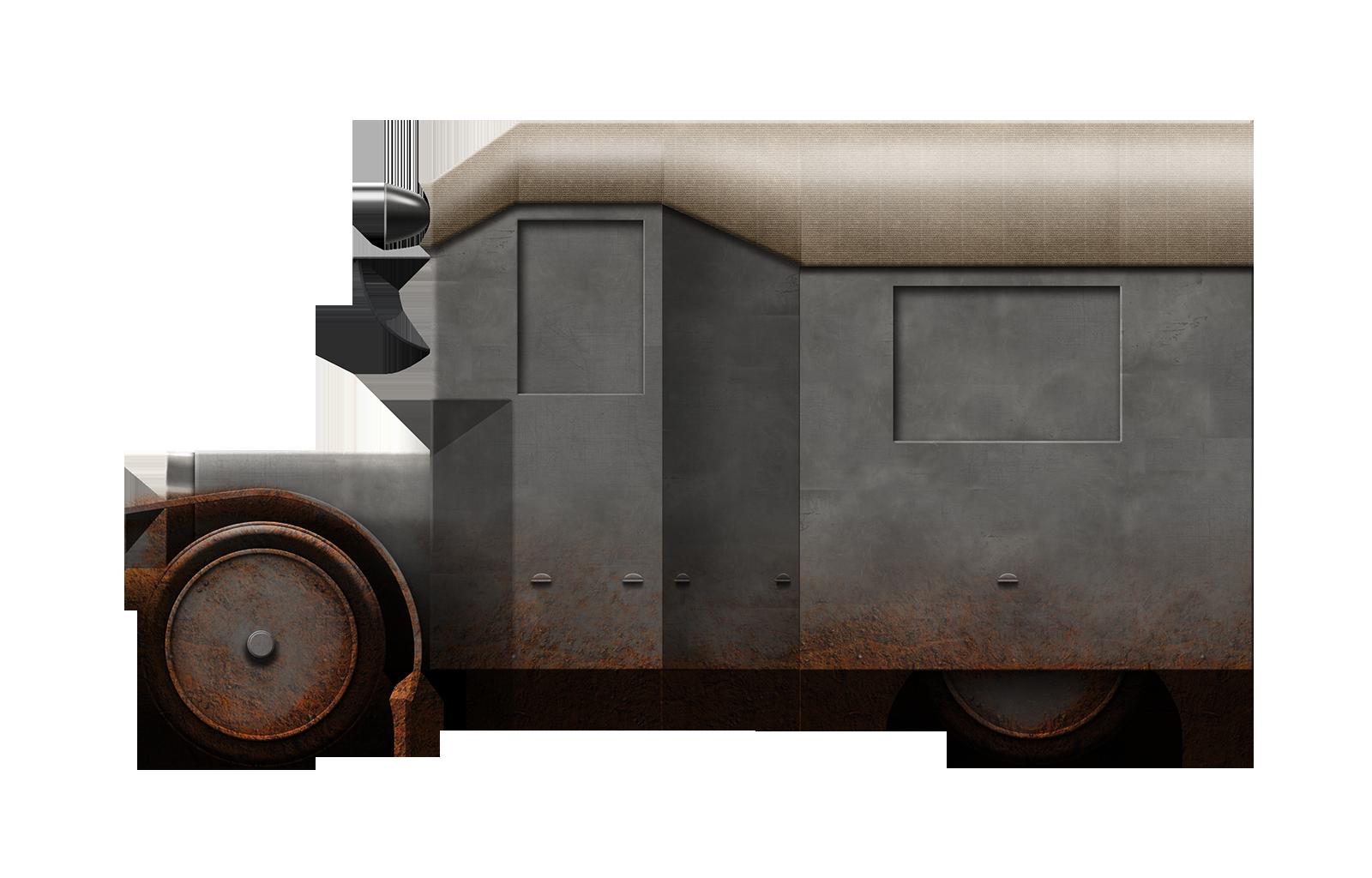 Panzerautomobil Daimler 1909