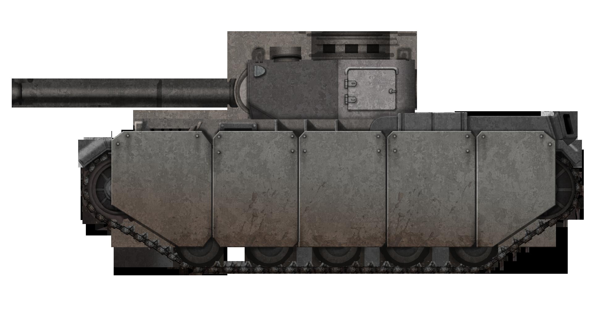 Tanks in Fullmetal Alchemist