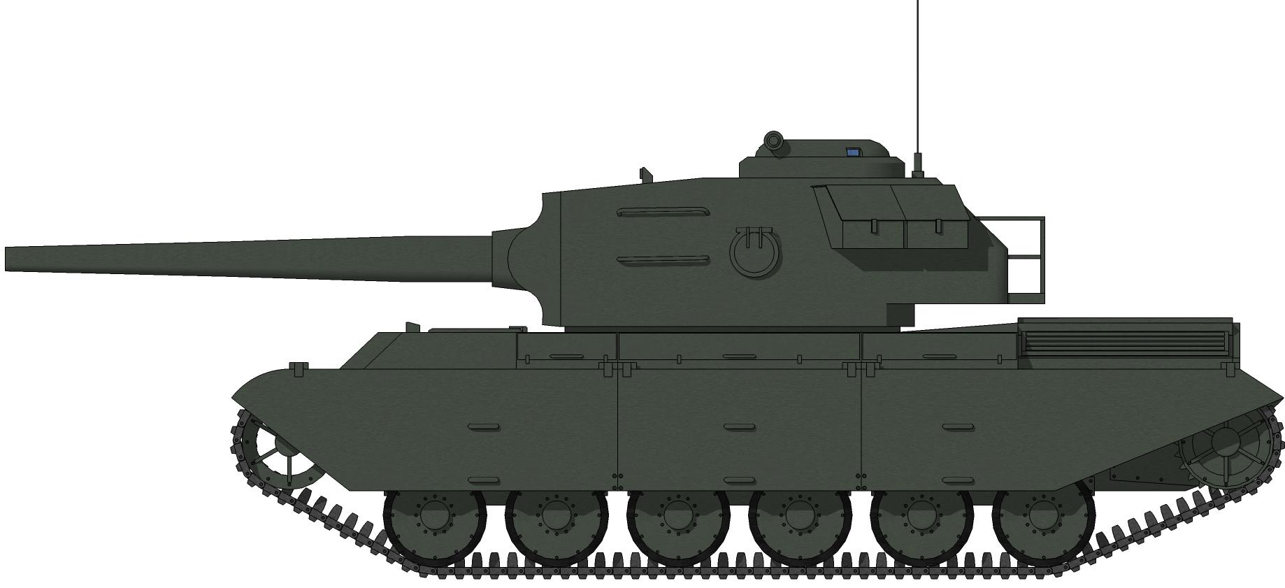 Chimera heavy tank