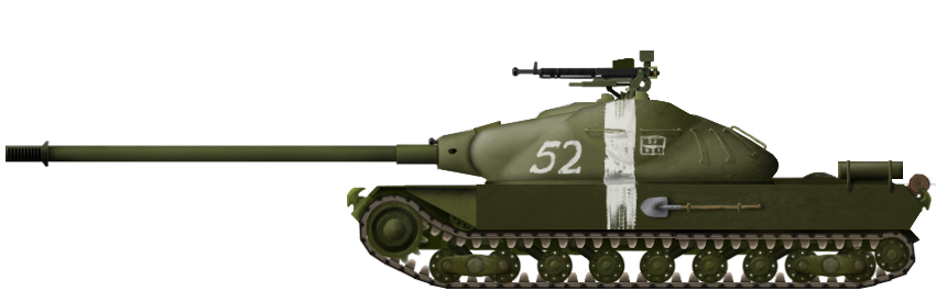 K-91 (front mounted turret)
