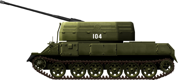 M1985 Self-Propelled Anti-Aircraft Gun
