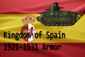 Kingdom of Spain (1921-1931)