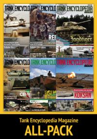 Tank Encyclopedia Magazine All-Pack
