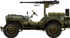 Willys cal.50