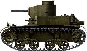 M2A1 in 1937.