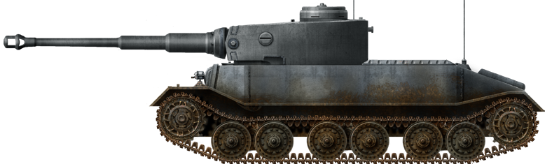 The VK 45.01(P) or Tiger(P)