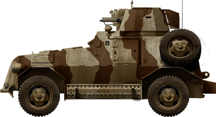 Indonesian Marmon-Herrington Mk.3