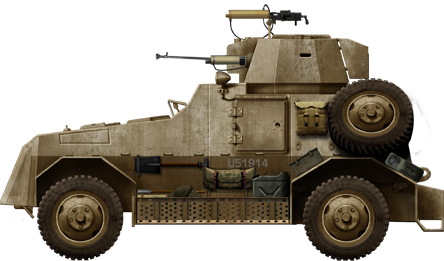 Marmon-Herrington Mk.III, South African UDF